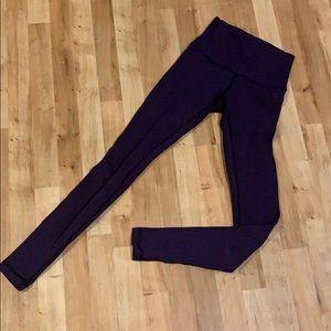 Lululemon legging sz 6 blend high waisted